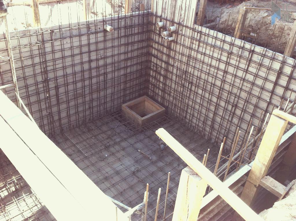 Nueva galicia for Cisternas de cemento